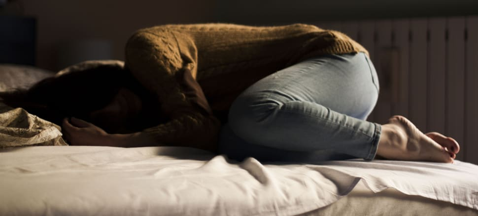 Symptoms of PMDD include depression, rage, fatigue and suicidal thoughts. Photo: Getty Images