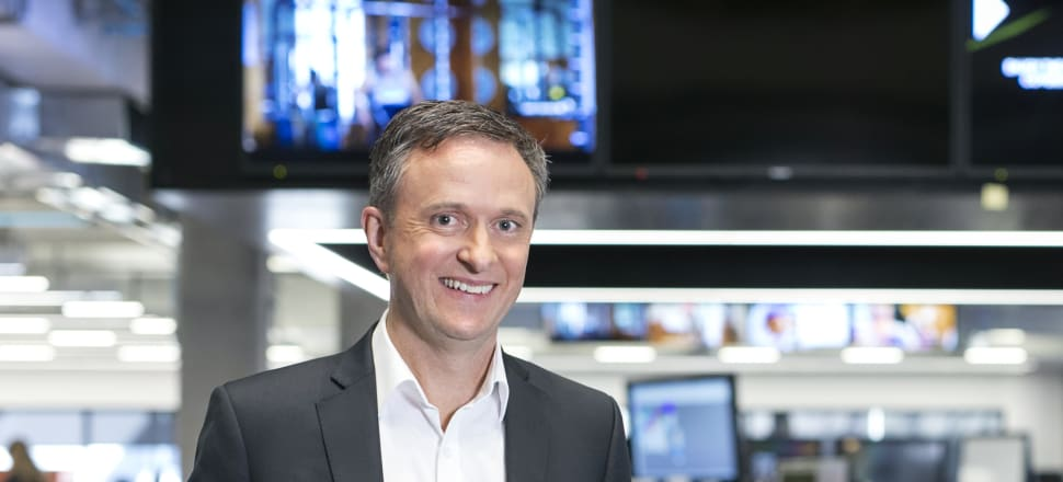TVNZ CEO Kevin Kenrick. Photo: Supplied