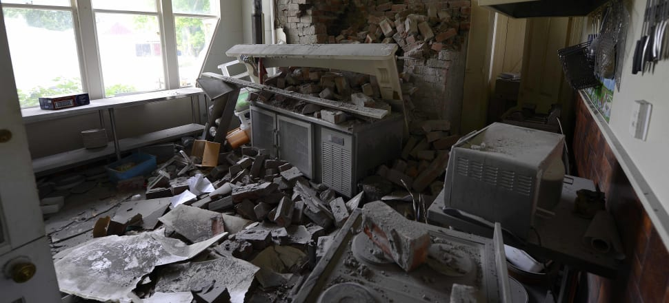 The Earthquake Commission has offered a formal apology for its handling of quake claims in Canterbury. Photo: Getty Images