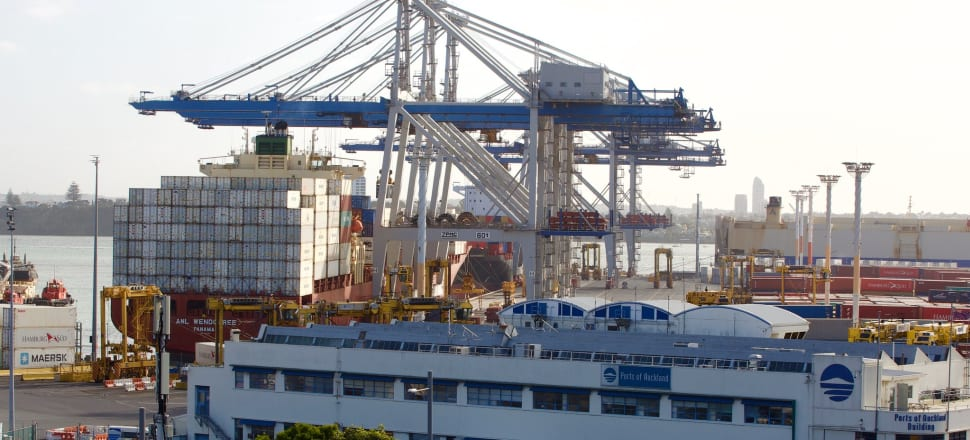 Auckland ports' move to Whangarei: explained.  Photo: John Sefton