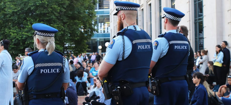 Police no longer supply society's primary crime-deterrent presence. Photo: Lynn Grieveson