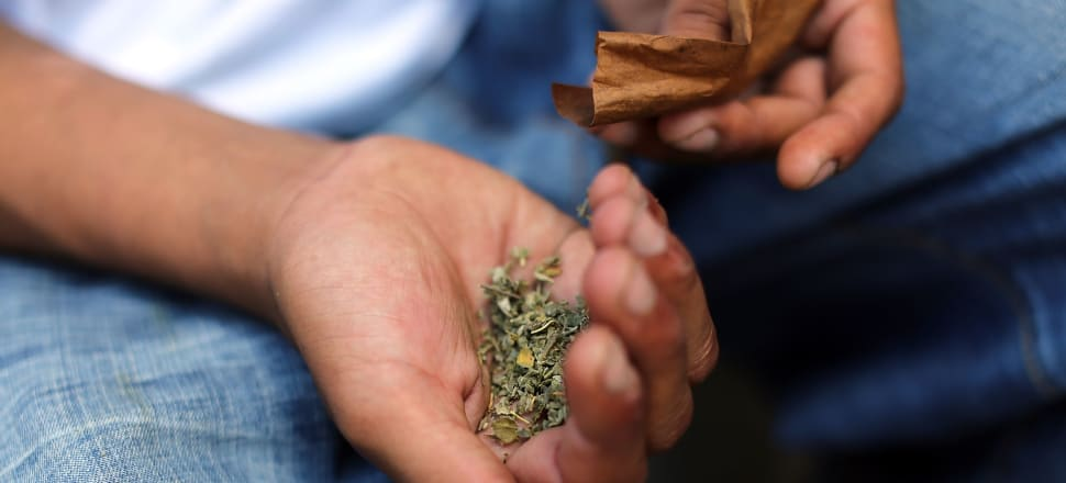 The two strains of synthetic drugs most commonly linked to recent deaths have been reclassified as Class A drugs, but those in the market have been quick to react. File photo: Getty Images