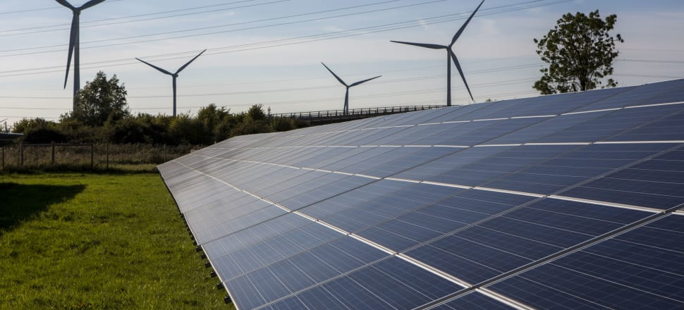 China's move towards renewable energy is motivated not by moral imperative but the money to be made from manufacturing new technologies, an expert says. Photo: Getty Images.