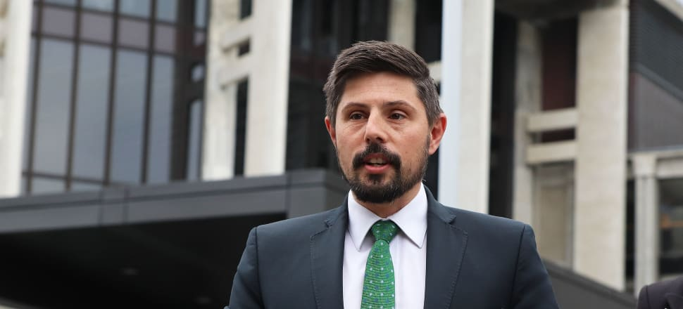 Retiring Green MP Gareth Hughes says the pace of change in the current Government is not fast enough for his liking but that is not the reason he is quitting politics. Photo: Lynn Grieveson