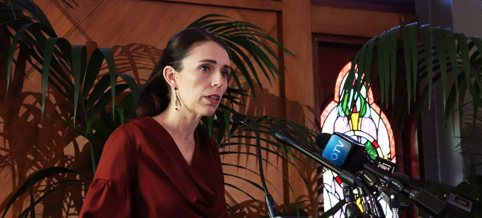Labour is charging wealthy business figures $1500-a-pop to lunch with Jacinda Ardern. Photo: Lynn Grieveson.
