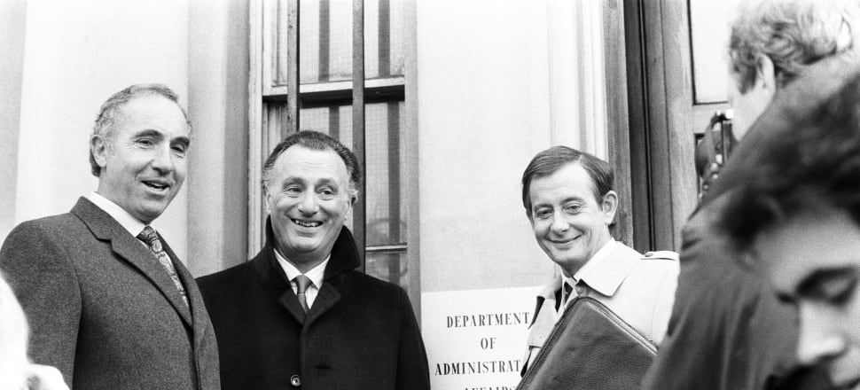 The unctuous bureaucrats of the TV show 'Yes, Minister' - a type we're quietly shifting away from. Photo: Getty Images
