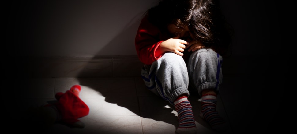 Child abuse does occur in families, but not in families full of dangerous and diagnosable individuals who have fallen from the sky. Photo: Getty Images