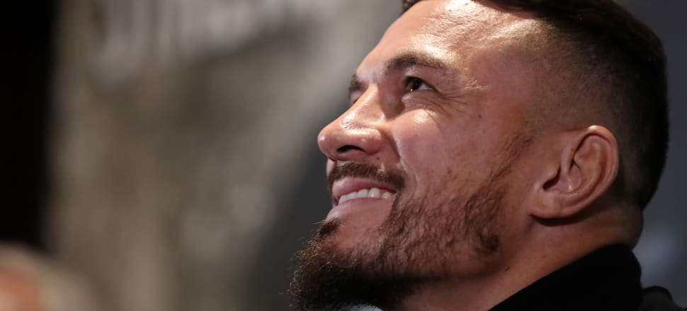 Sonny Bill Williams comes to grips with the grim reality of earning $10 million to play rugby league in Canada. Photo: Getty Images.