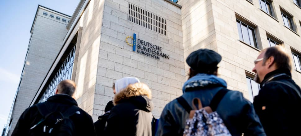 The Bundesbank has joined the choir of doomsday merchants with its annual Financial Stability Report. Photo: Getty Images