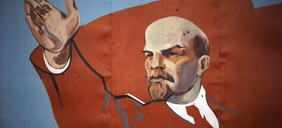 V I Lenin never received the letter from Swanson.  Photo: Getty Images