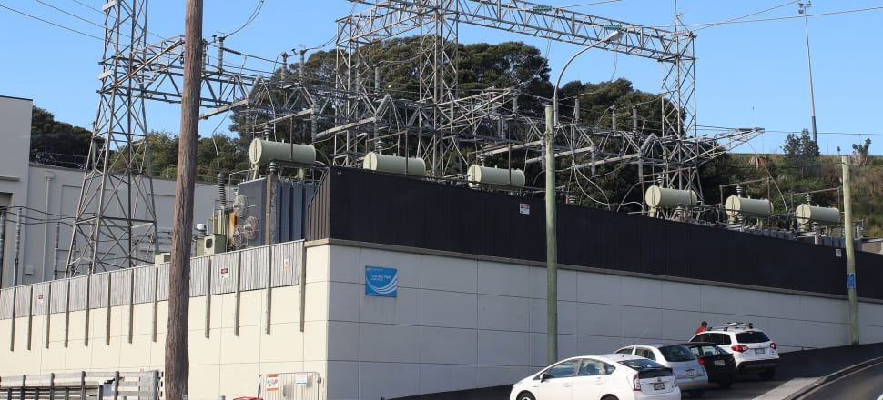 The national grid operator Transpower is still looking for the fault in its circuit that caused yesterdays three hour black out across Northland. Photo: Lynn Grieveson