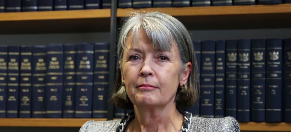 Chief Coroner, Judge Deborah Marshall. Photo: Lynn Grieveson