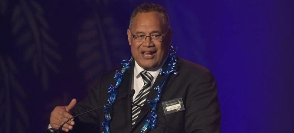 Pacific Health Plus owner John Fiso is frustrated over the lack of focus and funding for Pacific health. Photo: Supplied