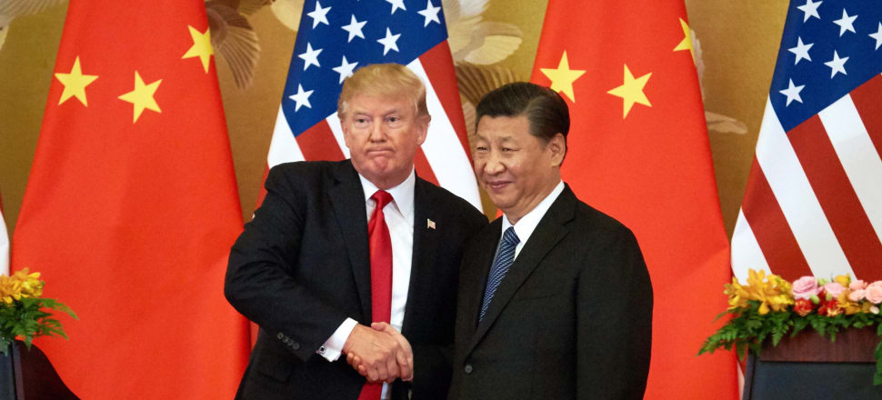 China-US strategic competition is unlikely to recede any time soon - but what does that mean for the rest of the world? Photo: Getty Images.
