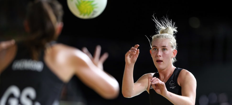 "Back in the Silver Ferns, defender Michaela Sokolich-Beatson wants to learn to be a better leader and not ""try to save the world"".  Photo: Michael Bradley Photography."