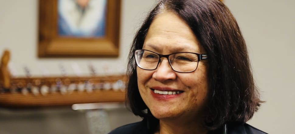 Te Kōhao Health managing director Lady Tureiti Moxon says vaccination efforts need to be proactive, not passive. Photo: Supplied