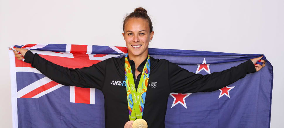 Champion kayaker Lisa Carrington is one of numerous Kiwi women dominating on the world stage. Photo: Getty Images