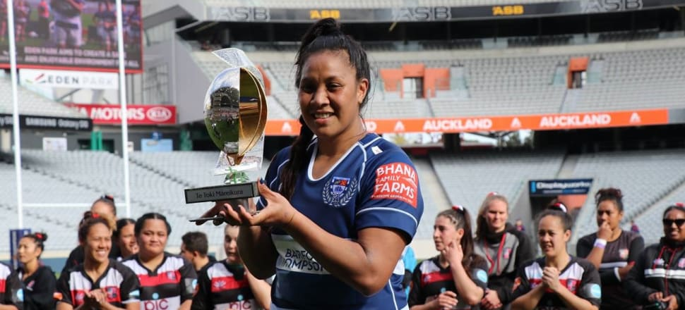 The noble wāhine who claimed rugby's newest prize