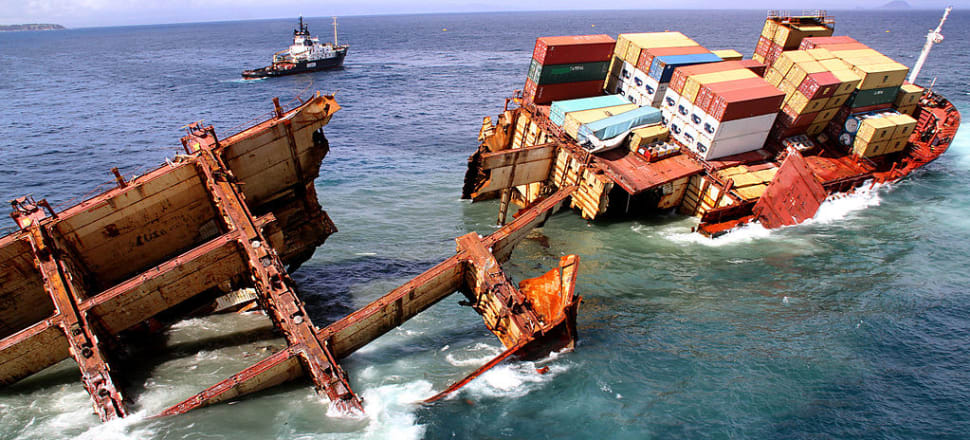 The Maritime Transport Act was amended following the shipwreck of the MV Rena and resulting oil spillage, and the Government is now doubling down on required insurance for oil installations - but despite that tourism and fishing operations may end up out of pocket. Photo: Getty Images