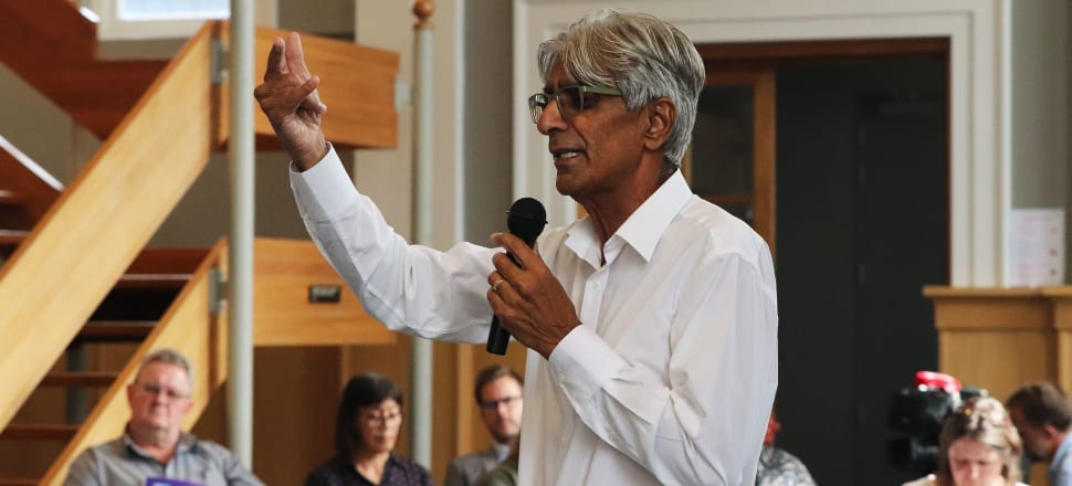 Tomorrow's Schools Review Taskforce chair Bali Haque consulted extensively with the education community following the report's release. This has resulted in significant changes to the proposed education overhaul. Photo: Lynn Grieveson