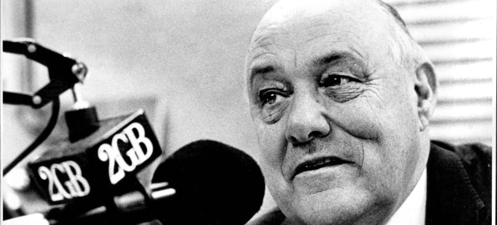 Sir Robert Muldoon knew what the Writers Guild was up to.  Photo: Getty Images