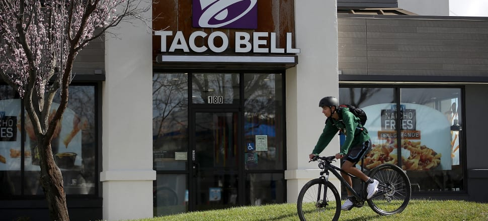 The first Taco Bell in New Zealand is set to open this financial year. Photo: Getty Images