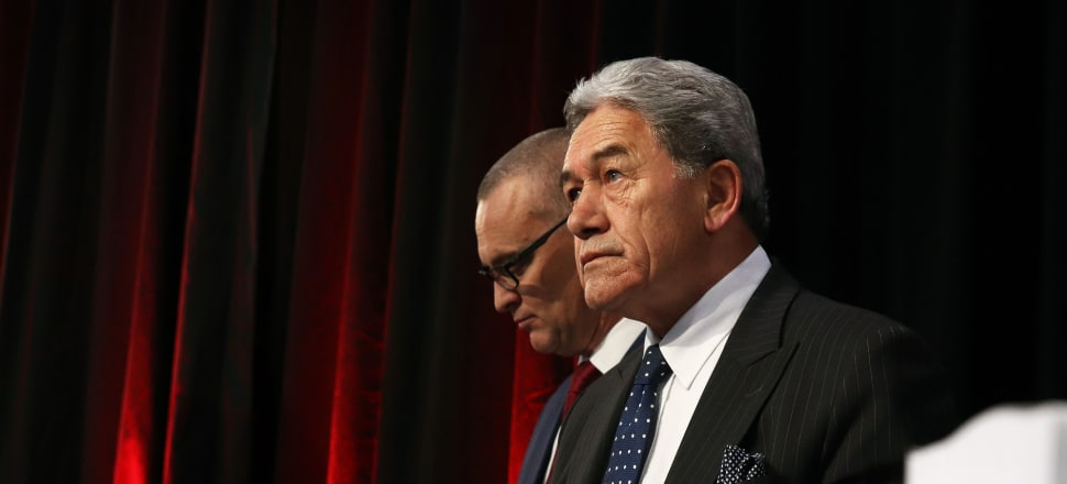 Winston Peters may not want to be in politics forever, but he says the causes which brought him to Parliament in 1979 are more relevant now than ever. Photo: Lynn Grieveson.