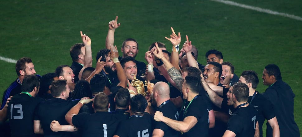 The deal gives the broadcaster exclusive rights to air matches played locally between the All Blacks, Australia, Argentina and South Africa, including the Investec Rugby Championship, Super Rugby and the Mitre 10 Cup. Photo: Getty Images