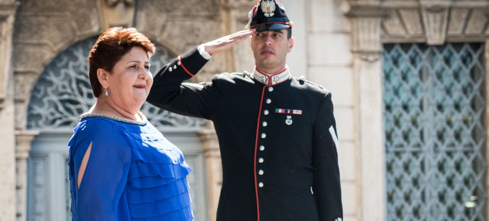 Italy's new Agriculture Minister, Teresa Bellanova, is a former agricultural labourer. Photo: Getty Images