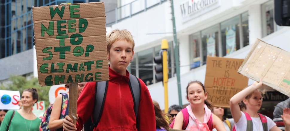 A proposal for RMA reform includes a Future Generations Act which would address climate change mitigation. Photo: Lynn Grieveson