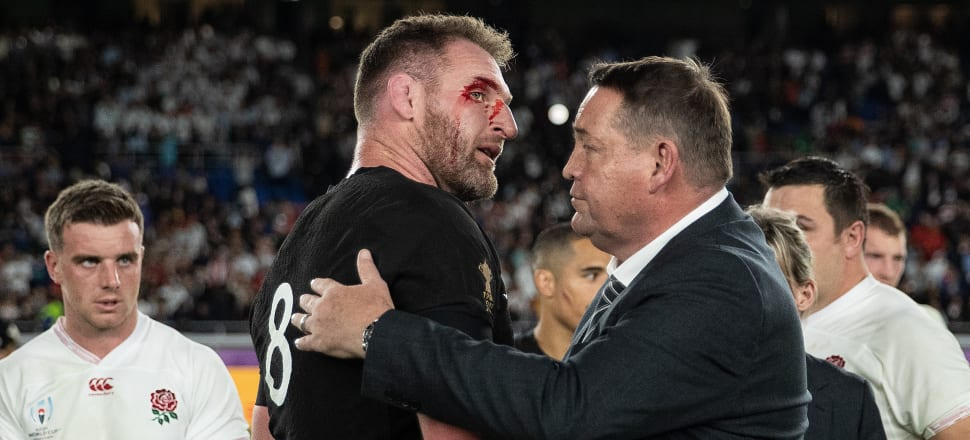 One last game to go for Kieran Read and Steve Hansen. Photo: Getty Images