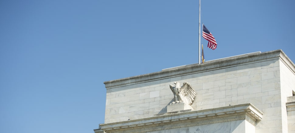 Despite a record 10-year growth streak combined with 50-year low unemployment rates, the Fed has proven unable to withdraw its lifeline support of cheap credit. Photo: Getty Images