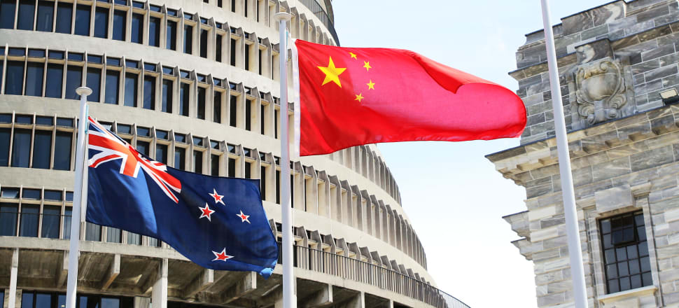 China's role in the Pacific looms large in a new defence assessment from New Zealand. Photo: Lynn Grieveson