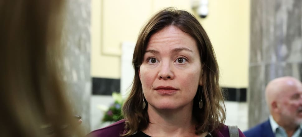 Associate Minister of Health Julie Anne Genter says New Zealand does not have a problem with hospital workers catching measles. Photo: Lynn Grieveson.