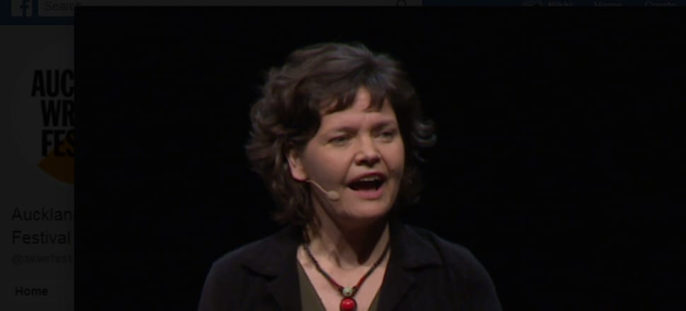 Doughnut economist Kate Raworth opened this year's Auckland Writers Festival. Photo: Supplied