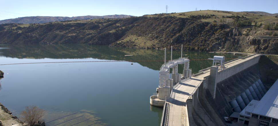 A pumped storage hydropower scheme between the Onslow-Manorburn basin and Lake Roxburgh, pictured, has been suggested for nearly two decades and the Government is now making some headway. File photo: Getty Images
