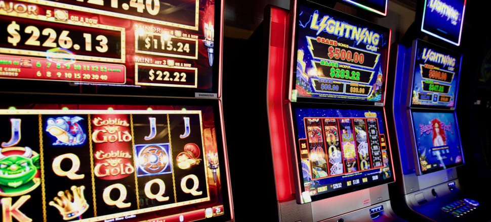 About seven percent of Kiwi gamblers are problem gamblers, according to DIA. Photo: John Sefton