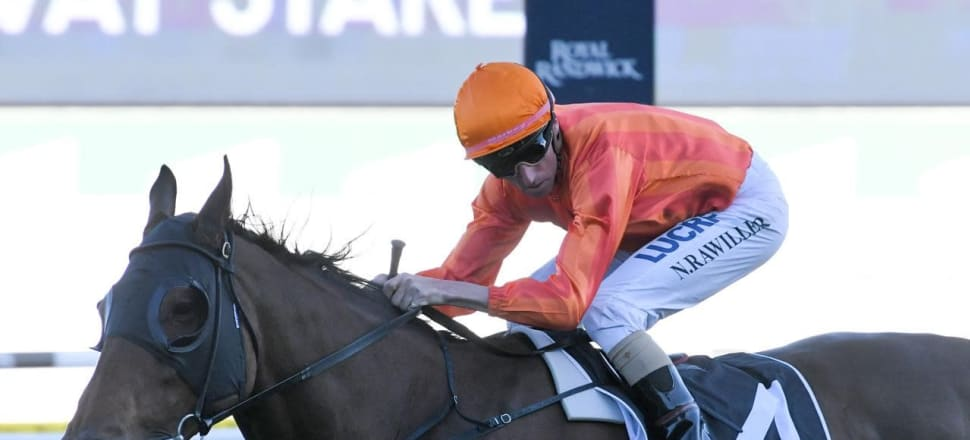 Tramway seals four-timer for Nash Rawiller