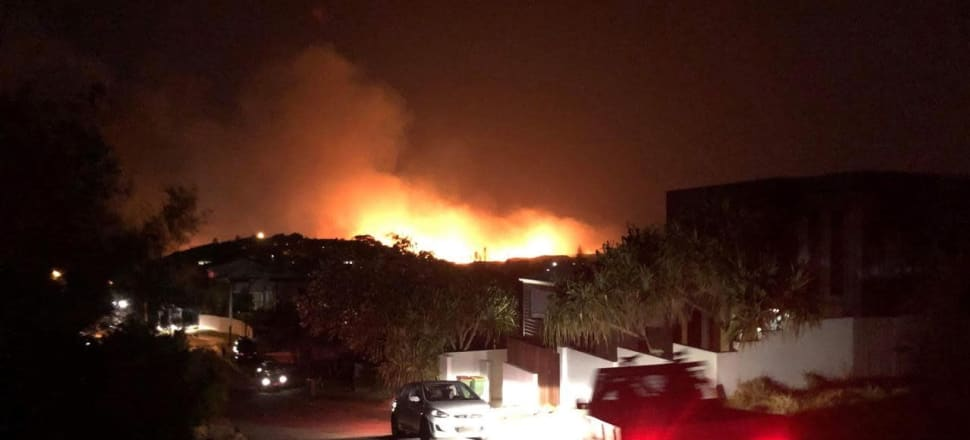 qld fires - photo #31