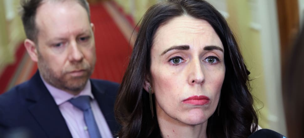 Jacinda Ardern may have accepted the resignation of Labour Party president Nigel Haworth, but she and senior members of her office still have plenty of explaining to do. Photo: Lynn Grieveson.