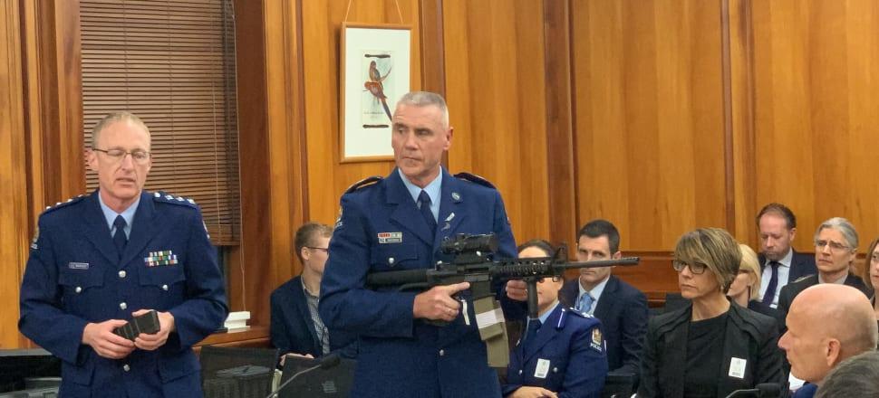 Police refuse to set gun buyback targets, extend deadline