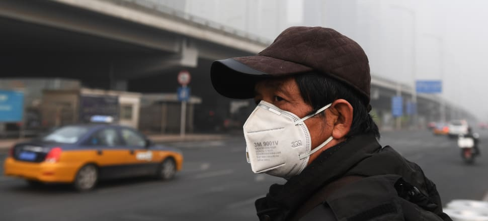Together with the US, China is responsible for 43 percent of the world's total annual carbon emissions. File photo: Getty Images