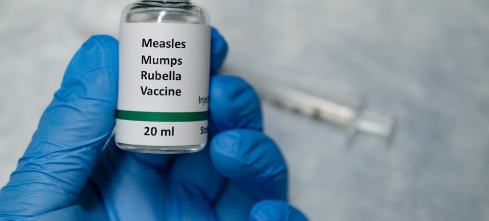 Demand for the measles vaccine has outstripped the supplies Pharmac forecast would be needed this year. Photo: Getty Images