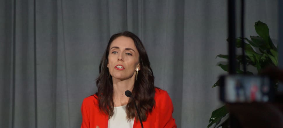 Ardern acknowledged that the sense of a divide concerning so many around the world has not abated. Photo: Sam Sachdeva