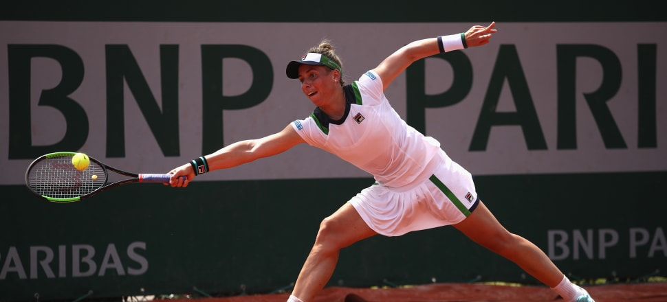 Former world No. 39 singles player Marina Erakovic's interest in medicine stems from years of finding out what her body could - and couldn't - do. Photo: Getty Images.