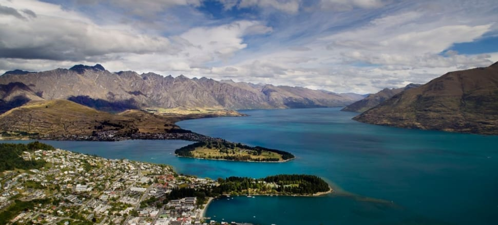 The Queenstown partygoers gave lockdown a bad name. Photo: Getty Images
