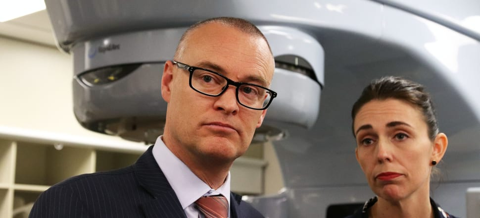 Prime Minister Jacinda Ardern had good reason to be frustrated with her Health Minister David Clark and a slight lapse in judgment. File photo: Lynn Grieveson.