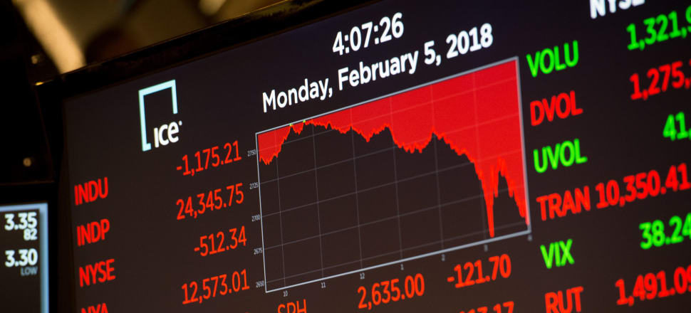 March 16 saw the biggest one-day drop in the Dow Jones than even the big crash of October 1929. Photo by Getty Images.