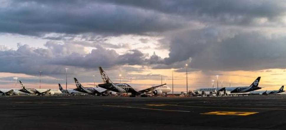 A mandatory quarantine, post-lockdown, would protect the country from the most obvious source of reinfection – overseas arrivals. Photo: Supplied / Air New Zealand