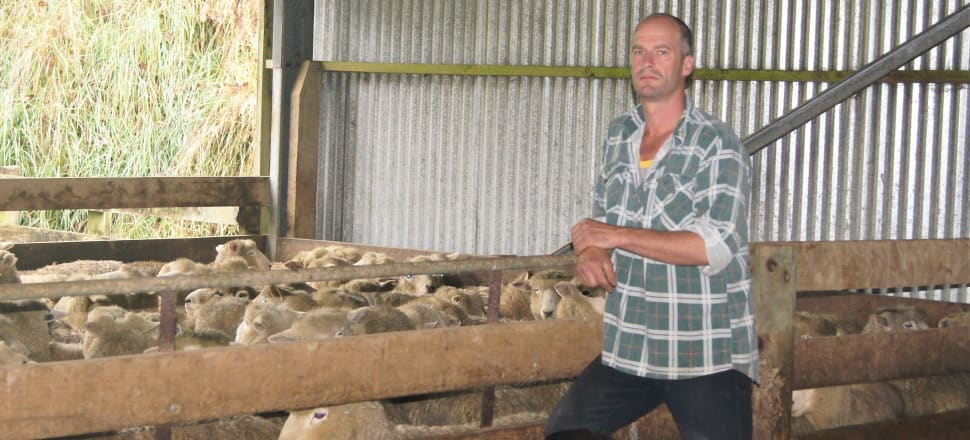 Mark Barrowcliffe, president of the NZ Contract Shearing Association. Photo: Supplied